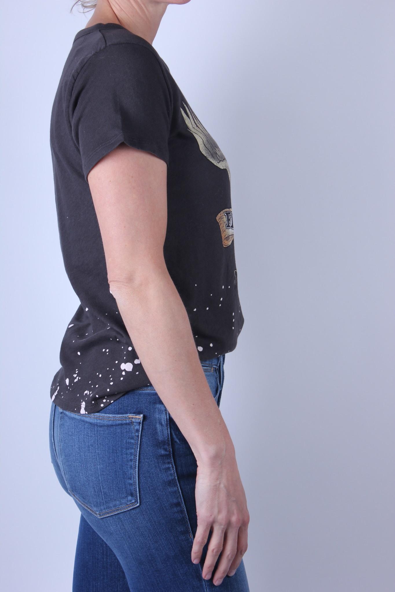T-shirt Chaser Gauzy Crew Neck-2