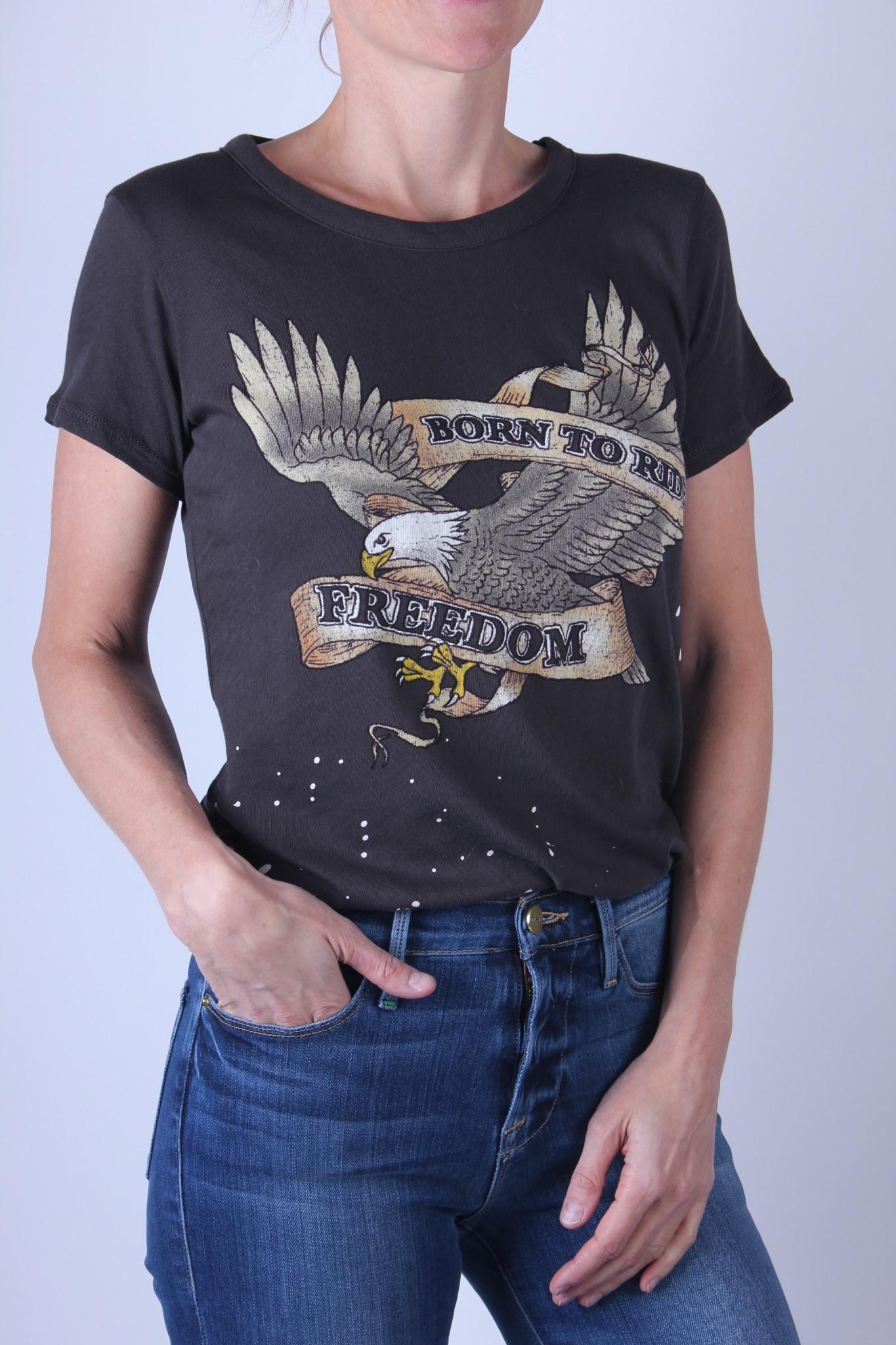 T-shirt Chaser Gauzy Crew Neck-1