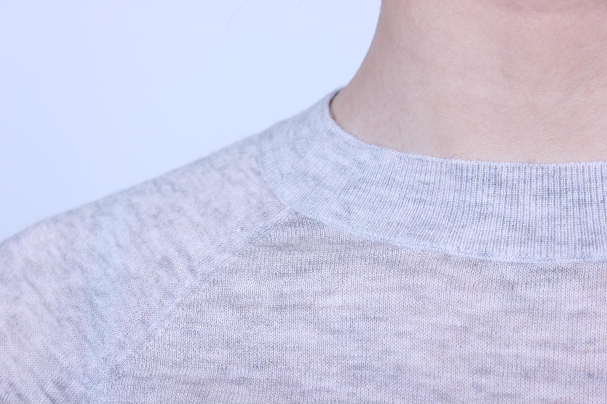 Truitje Vince raglan pullover-3