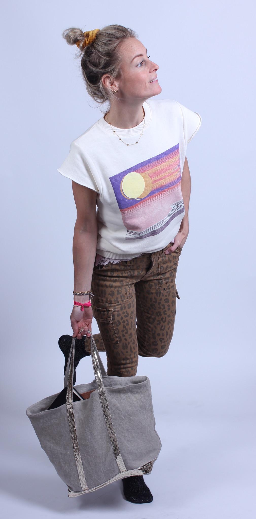 Shirt Ba&sh SWEAT-SHIRT MANEY-1