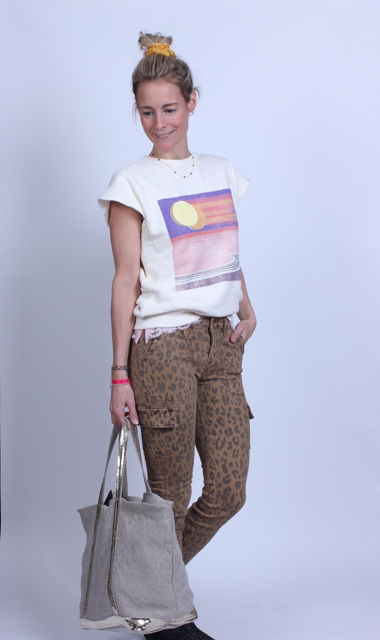 Shirt Ba&sh SWEAT-SHIRT MANEY-2