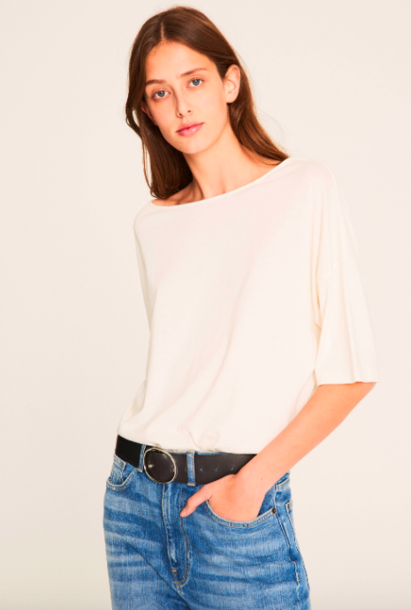 Ba&sh t-shirt Sabel-4