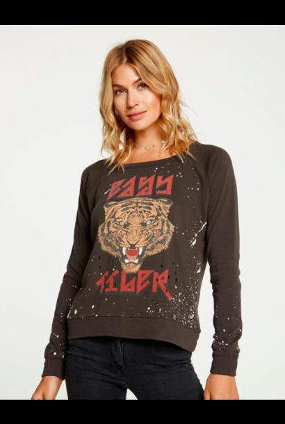 Trui Chaser Cotton Fleece