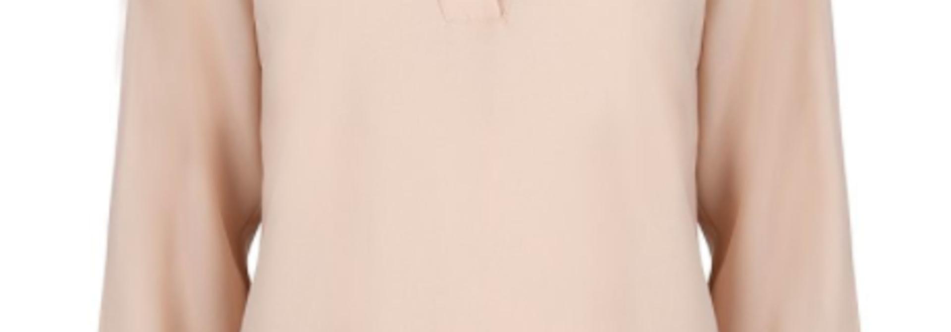 Dante6 Russh sleeve detail top