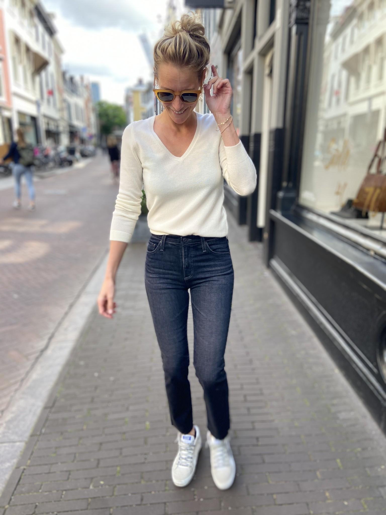 Trui  Sweater V neck-2