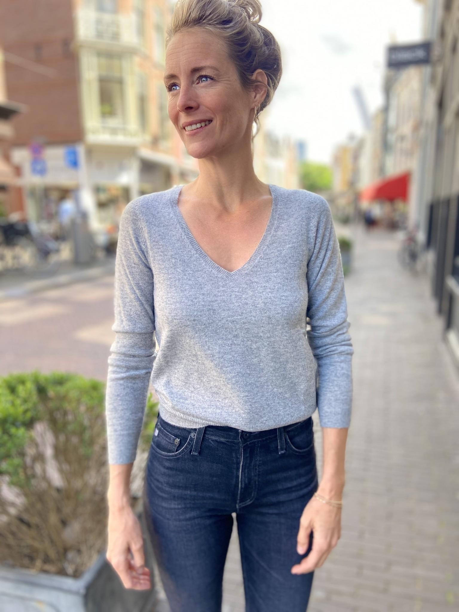 Trui  Sweater V neck-4