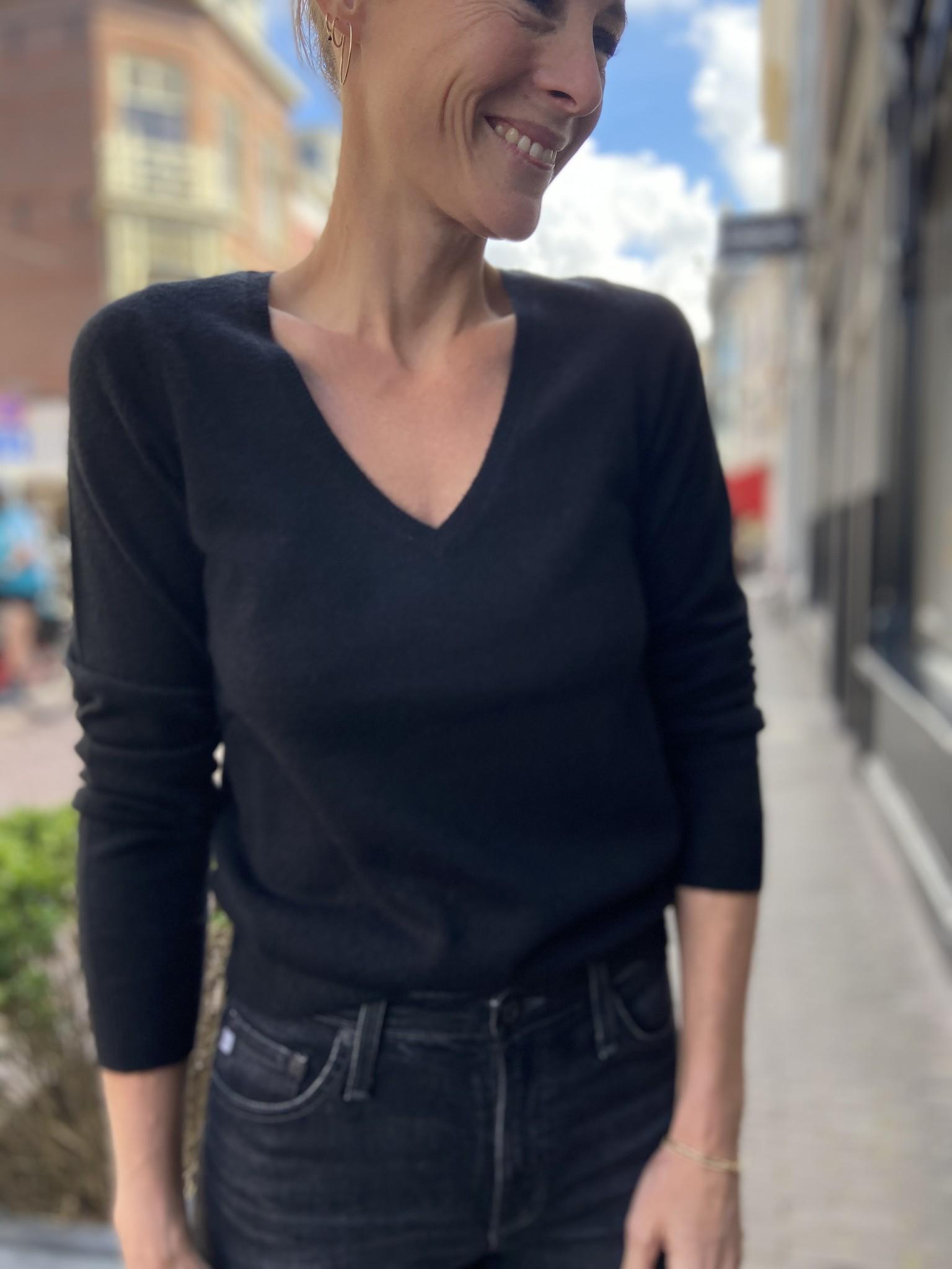 Trui  Sweater V neck-3