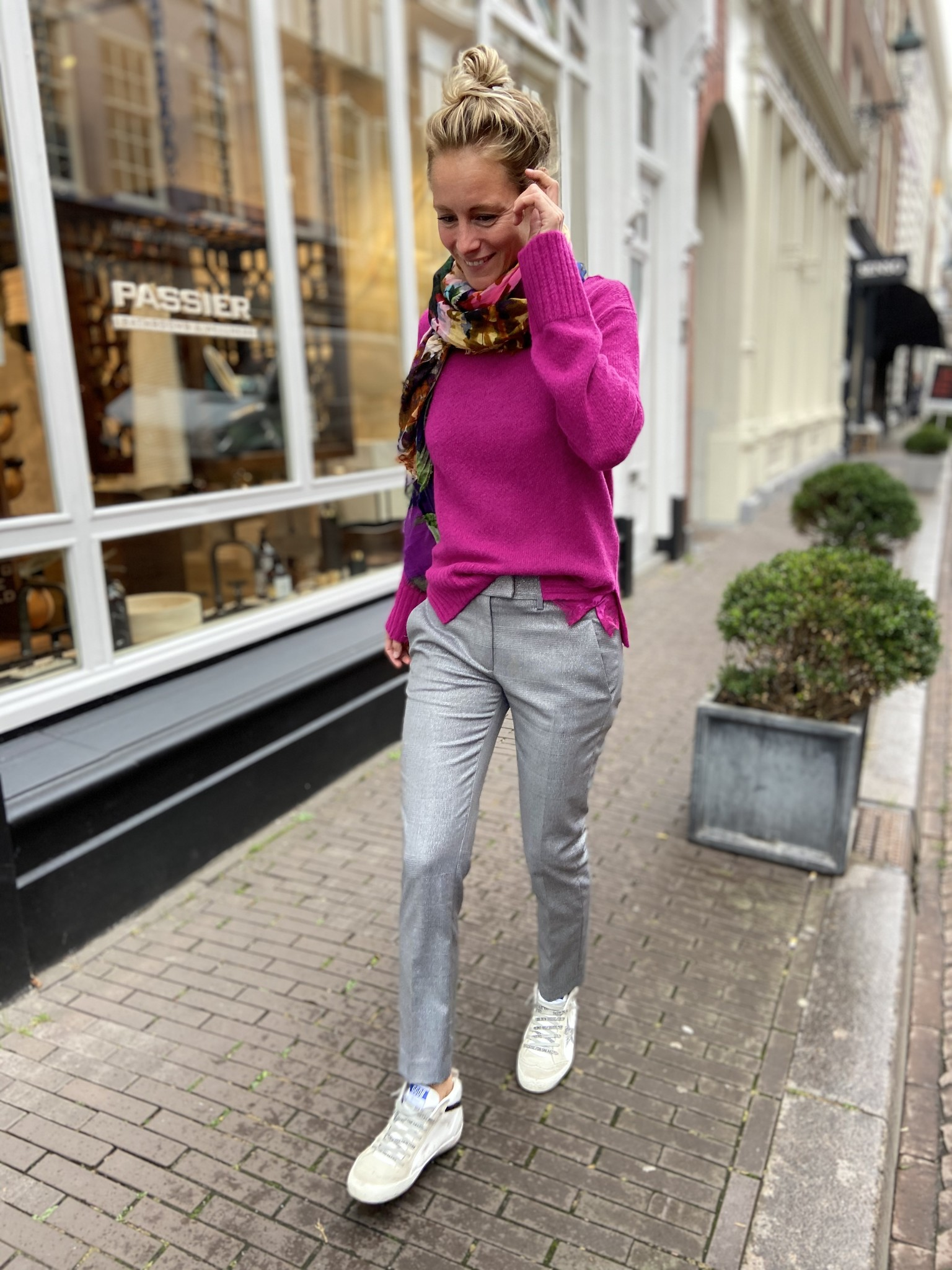 Broek Pantalone Perfect-2