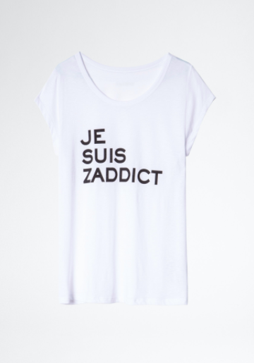 T-shirt Antonia Zaddict-2