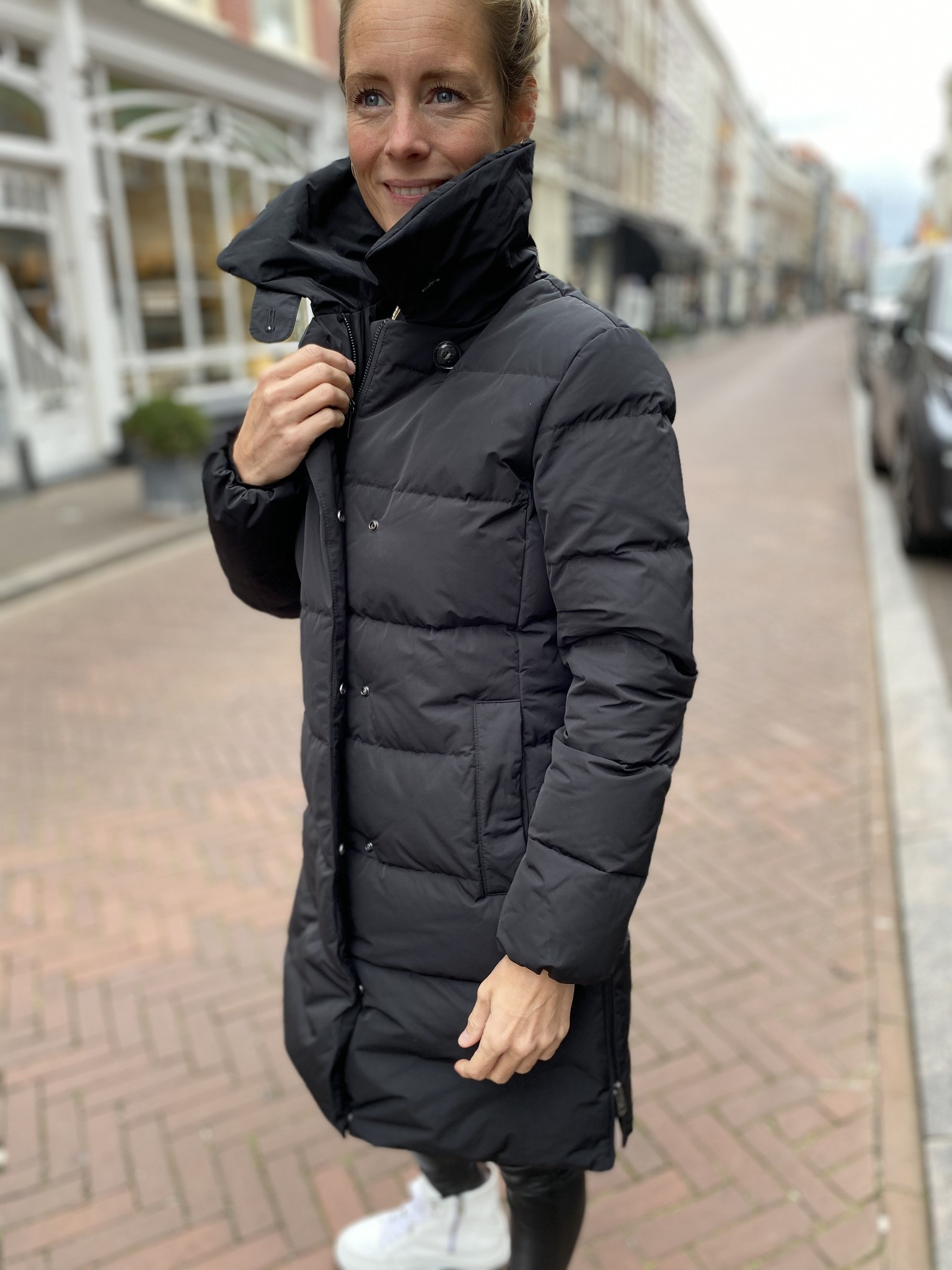 Jas QUILTED VAIL-1