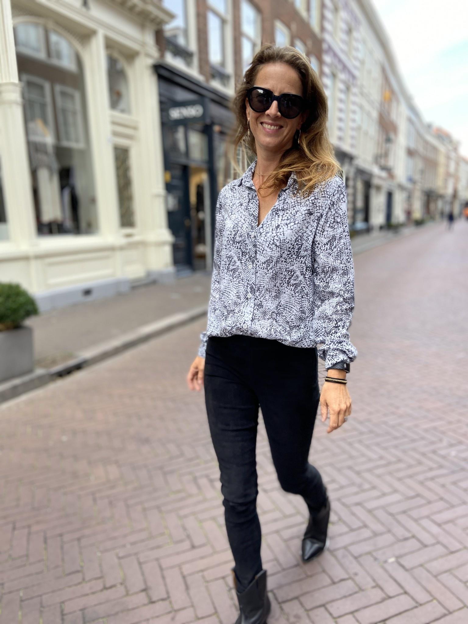 Blouse Bella Dahl Button Down Shirt-2