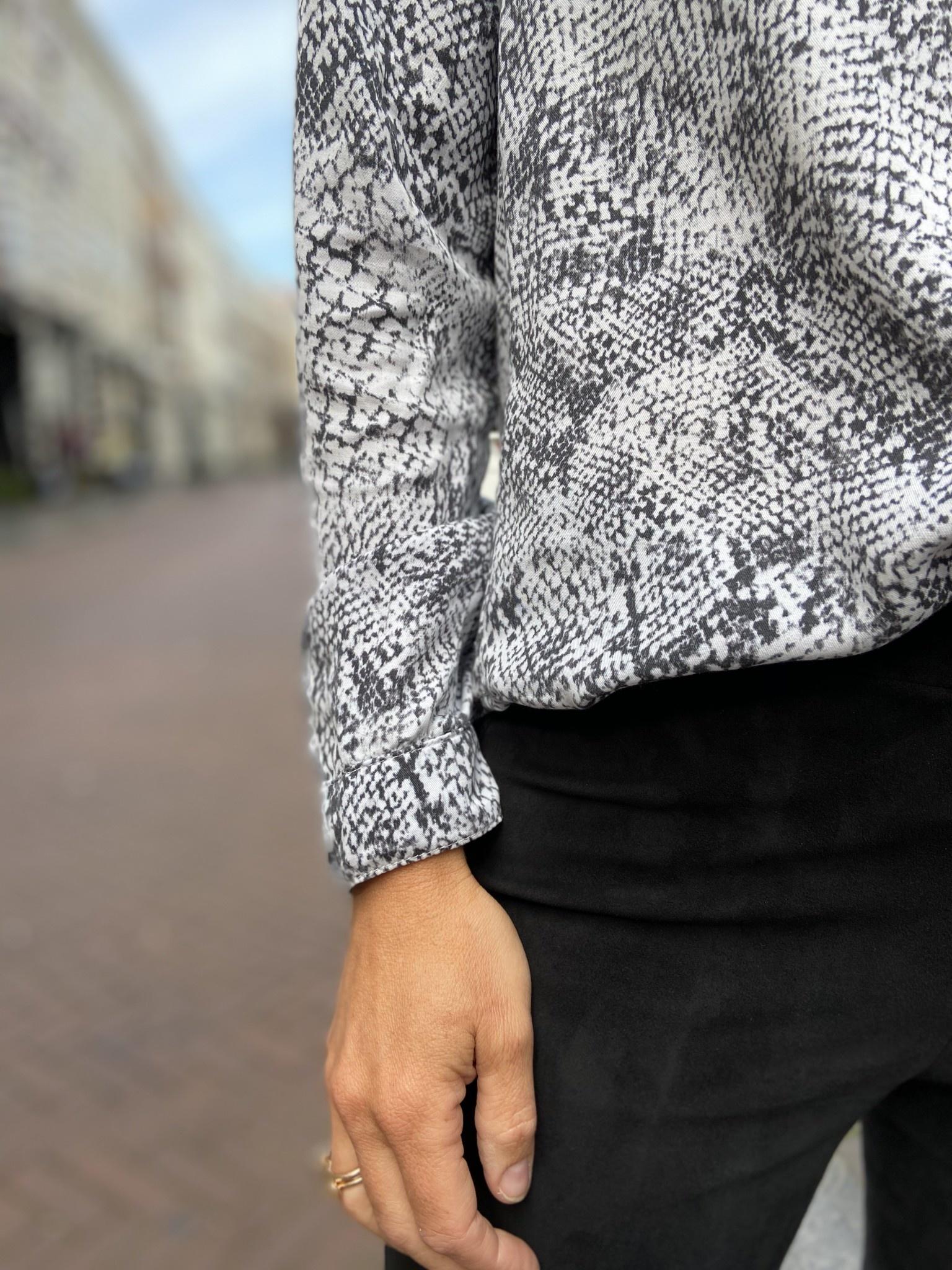 Blouse Bella Dahl Button Down Shirt-3