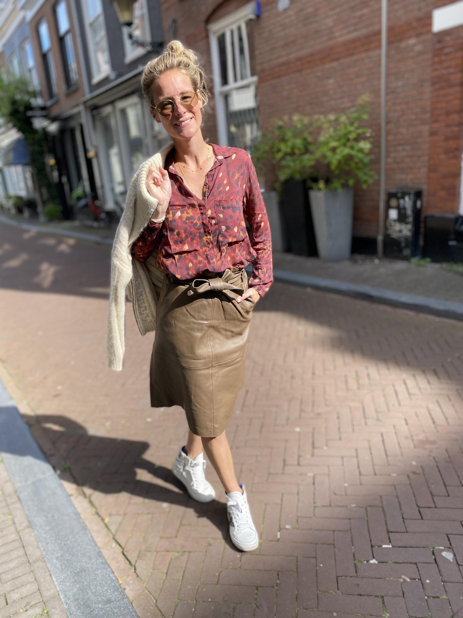 Bella Dahl Hipster Shirt B4478-C06-304-1