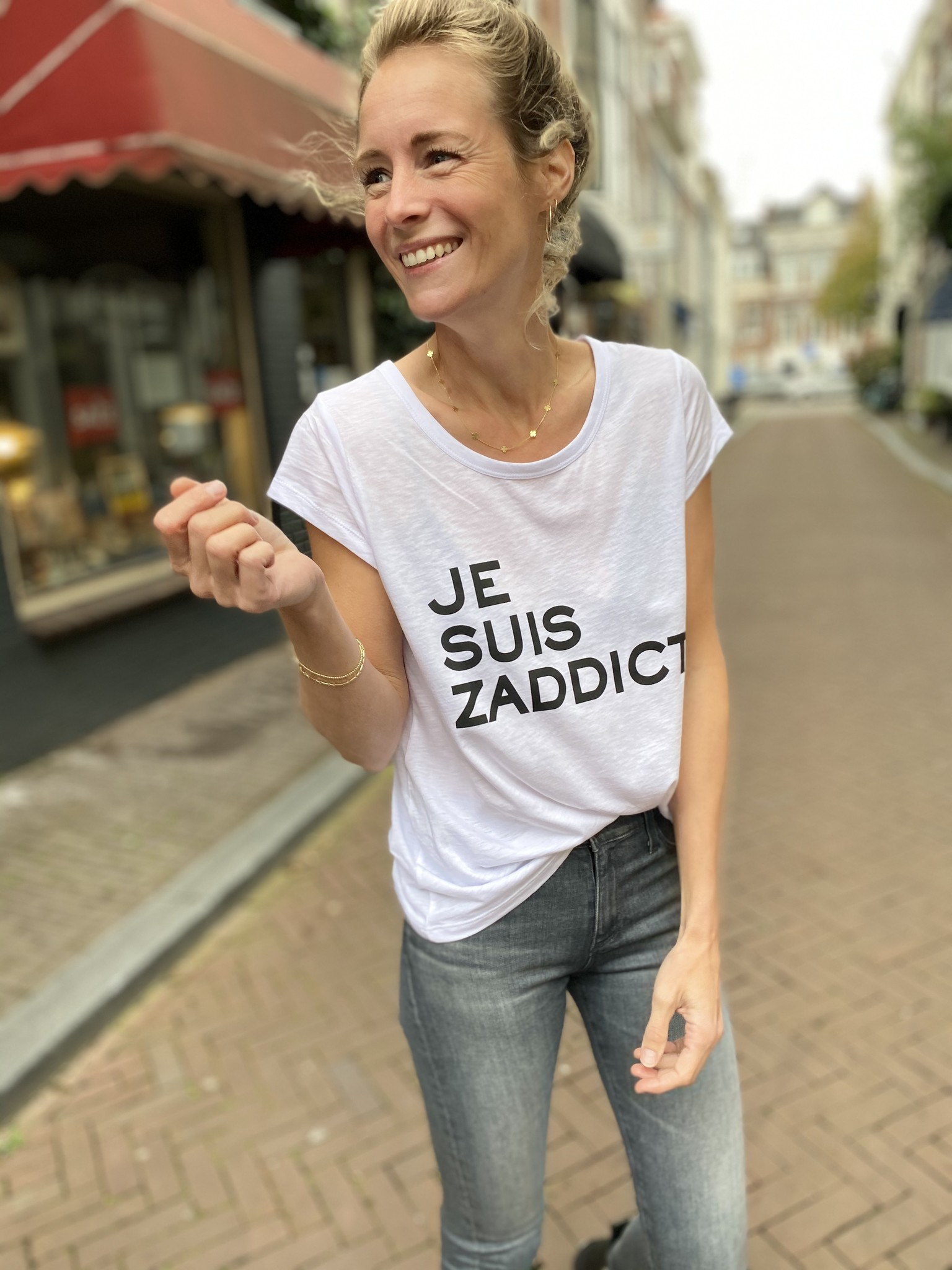 T-shirt Antonia Zaddict-1