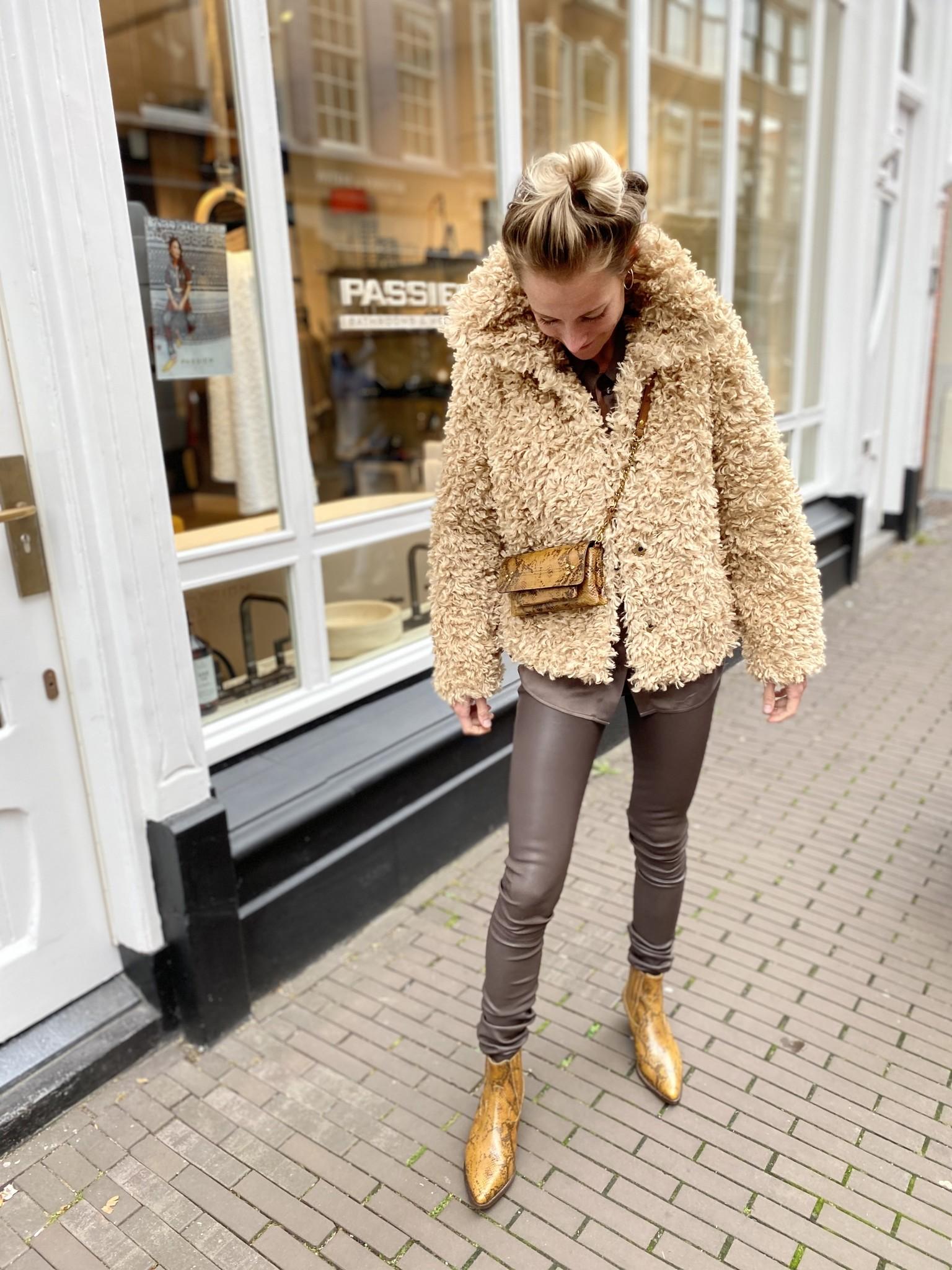 Leren legging/broek Campbell str-1