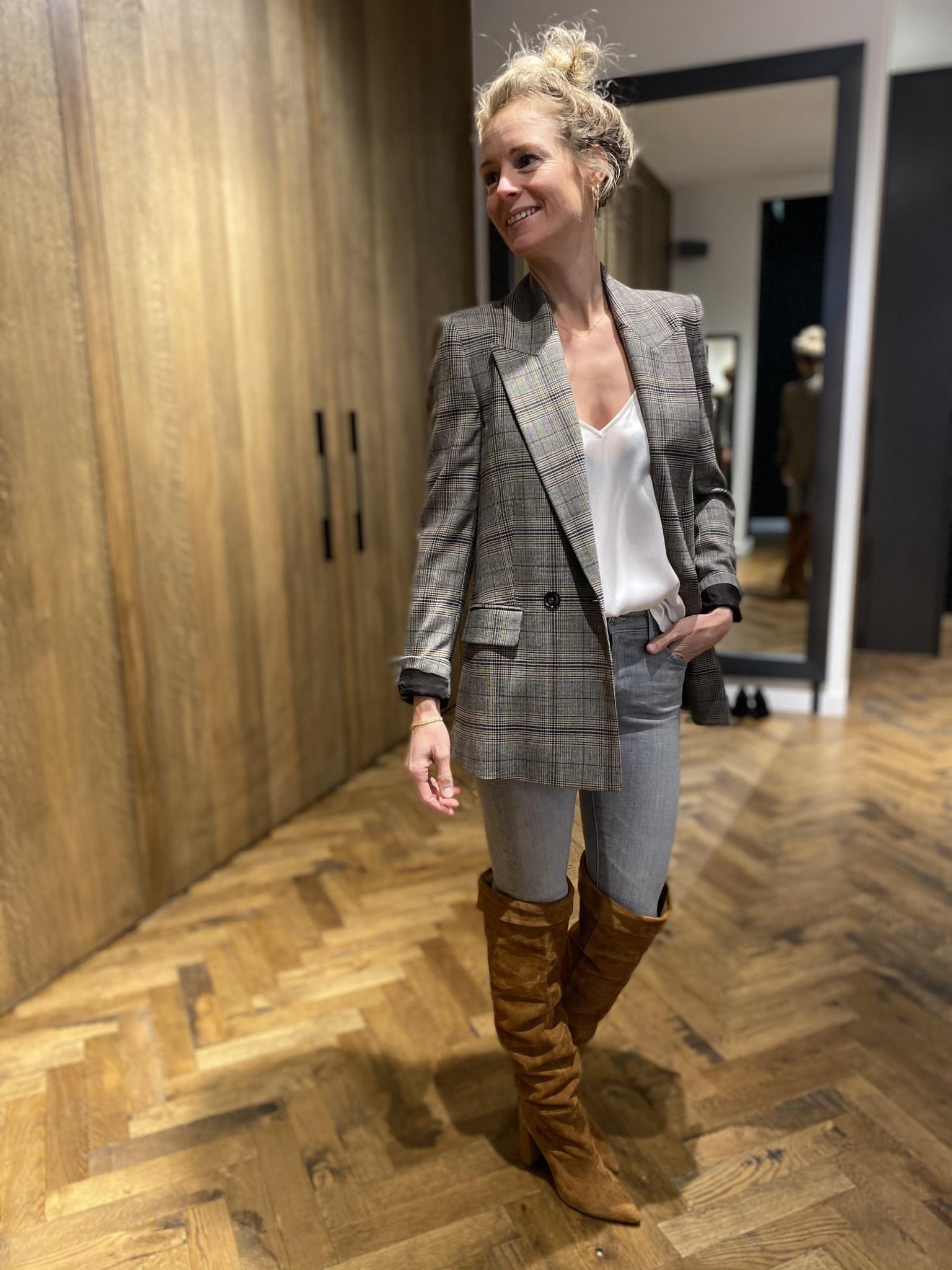 Topje Anine Bing Gwyneth-5