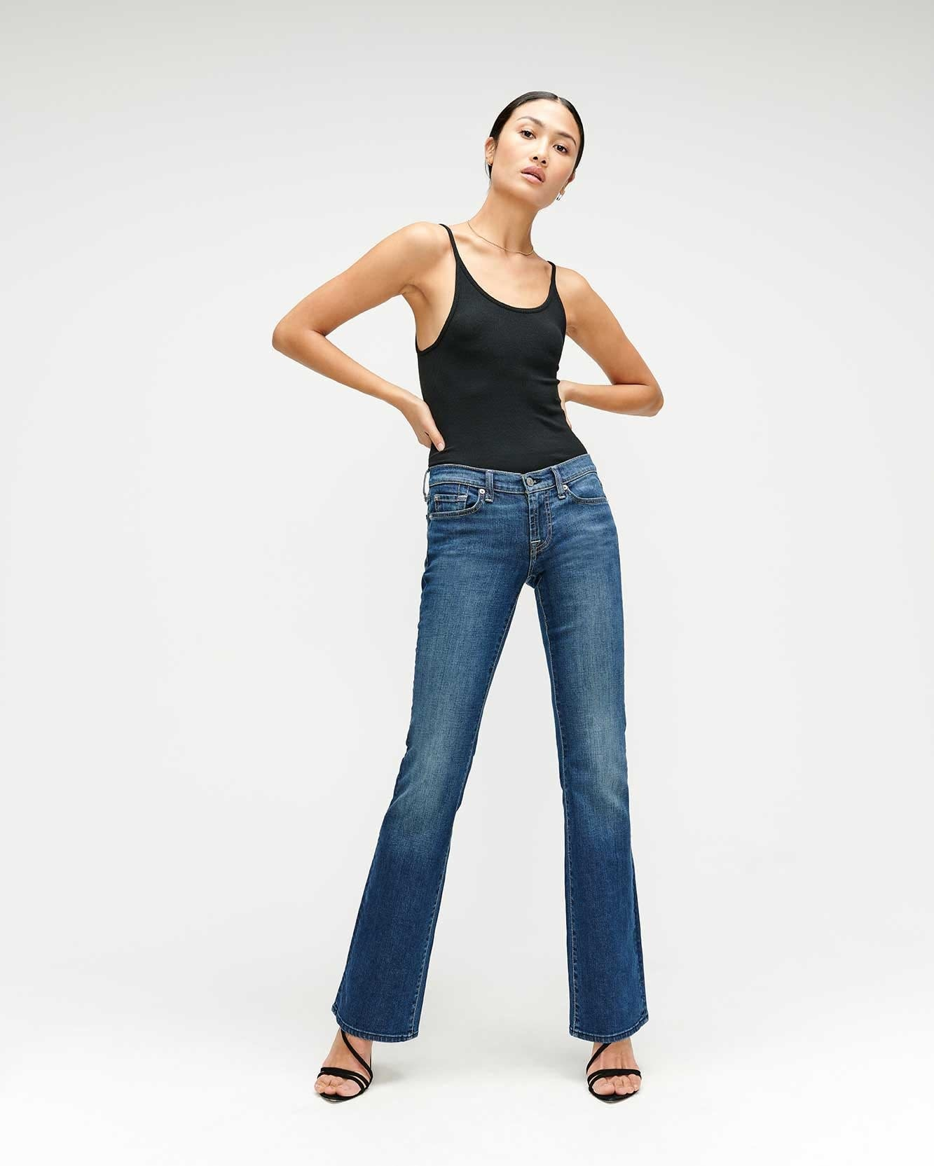 Jeans 7 for all mankind BOOTCUT-1