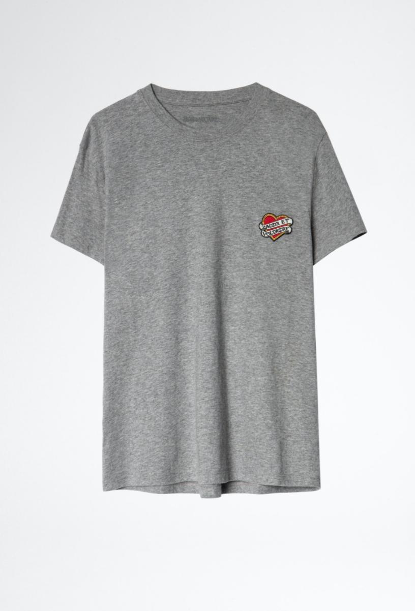T-shirt ZOE SMALL HEART-1