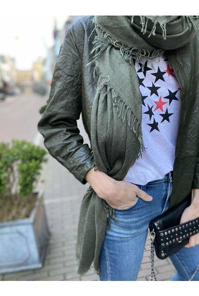 T-shirt ANYA STARS COTON
