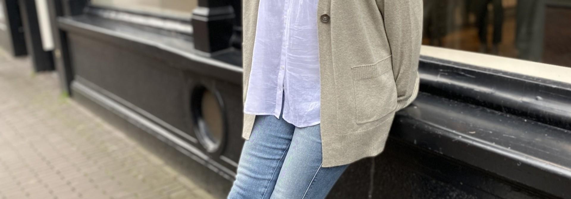 Vest Repeat (verkrijgbaar in 2 kleuren)