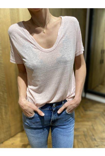 T-shirt ATAL LIN (verkrijgbaar in 2 kleuren)