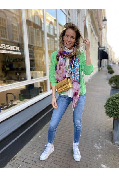 Jeans HWSKINNY CROP