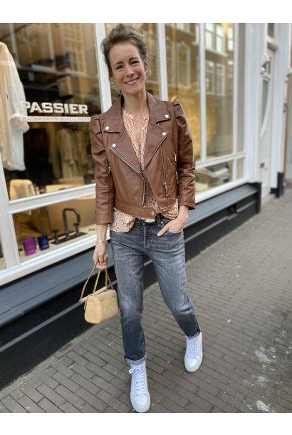 Jasje Jae leather jacket