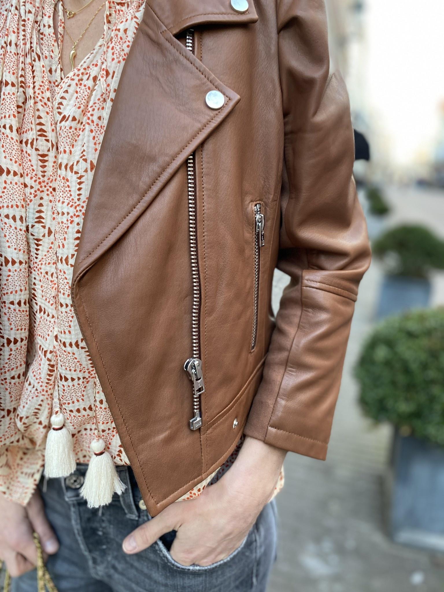 Jasje Jae leather jacket-4
