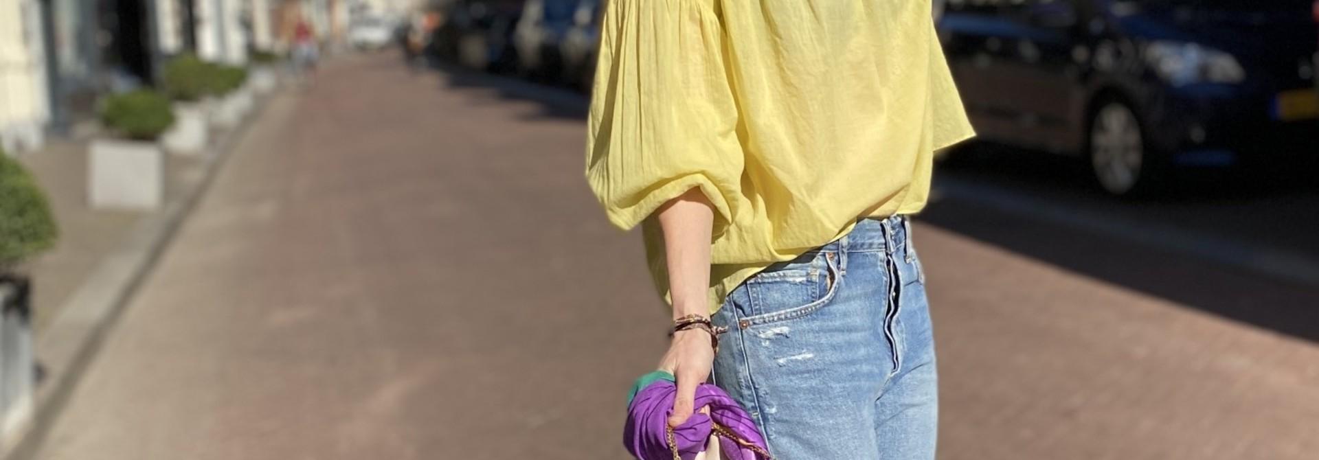 Jeans Emery crop