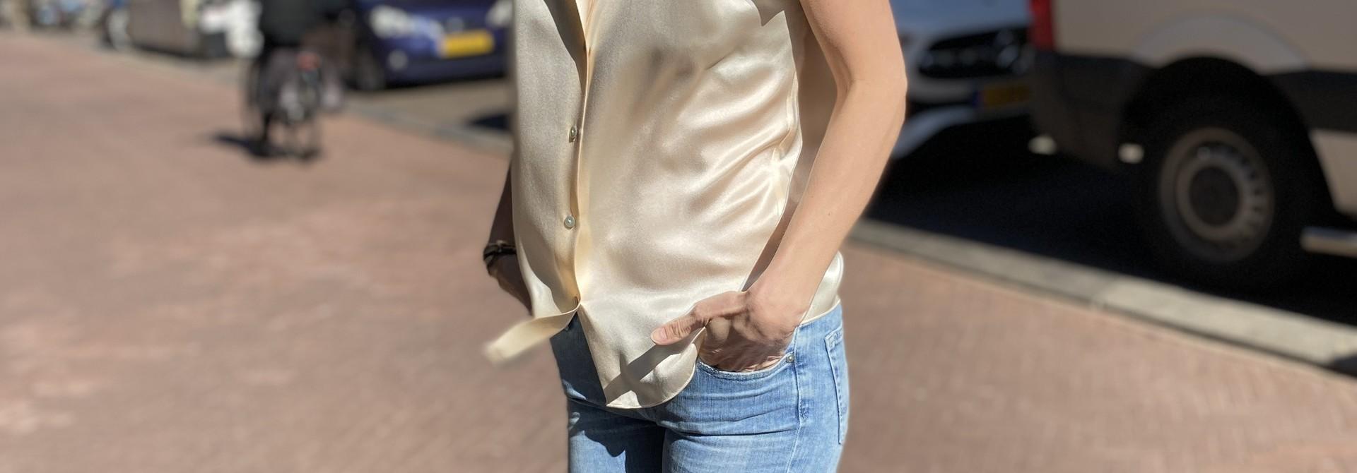 Jeans PRIMA CROP