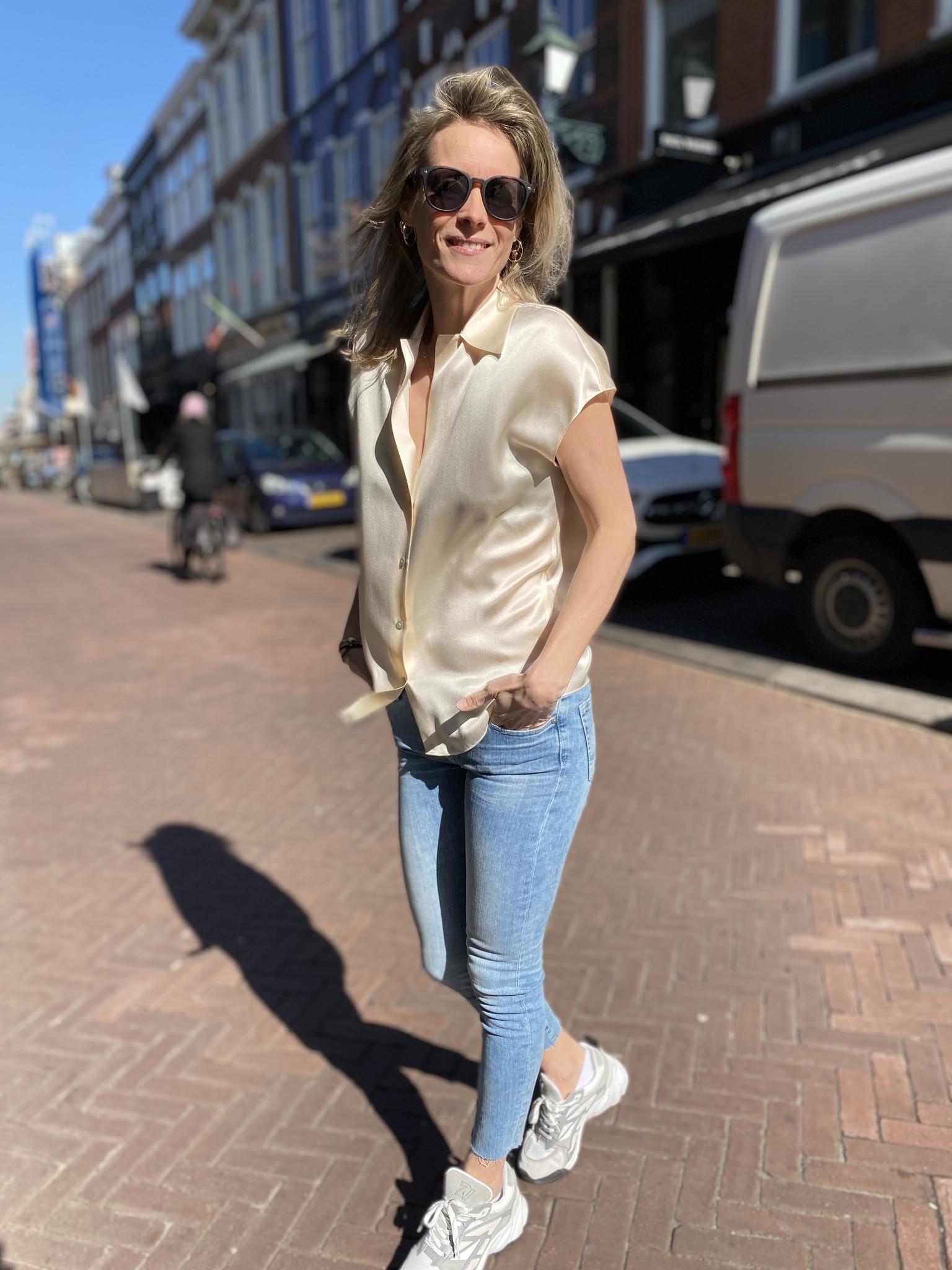 Jeans PRIMA CROP-1