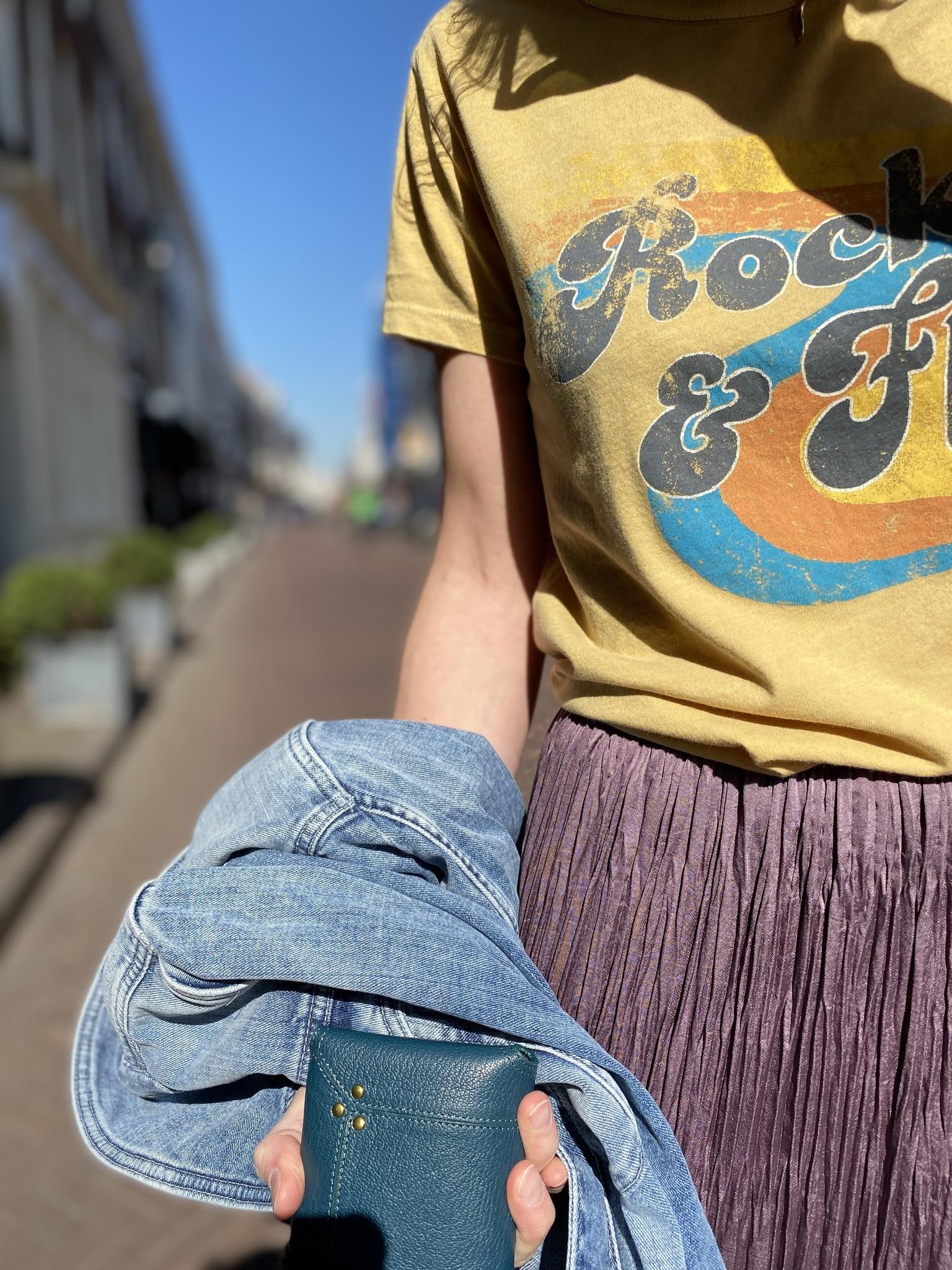 T-shirt Toro Fly-1