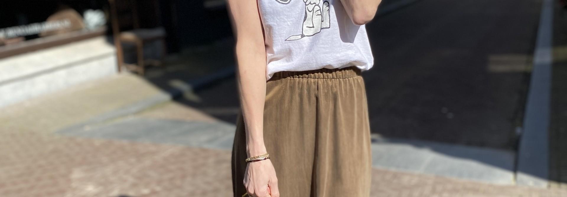T-shirt Vintage Snoopy