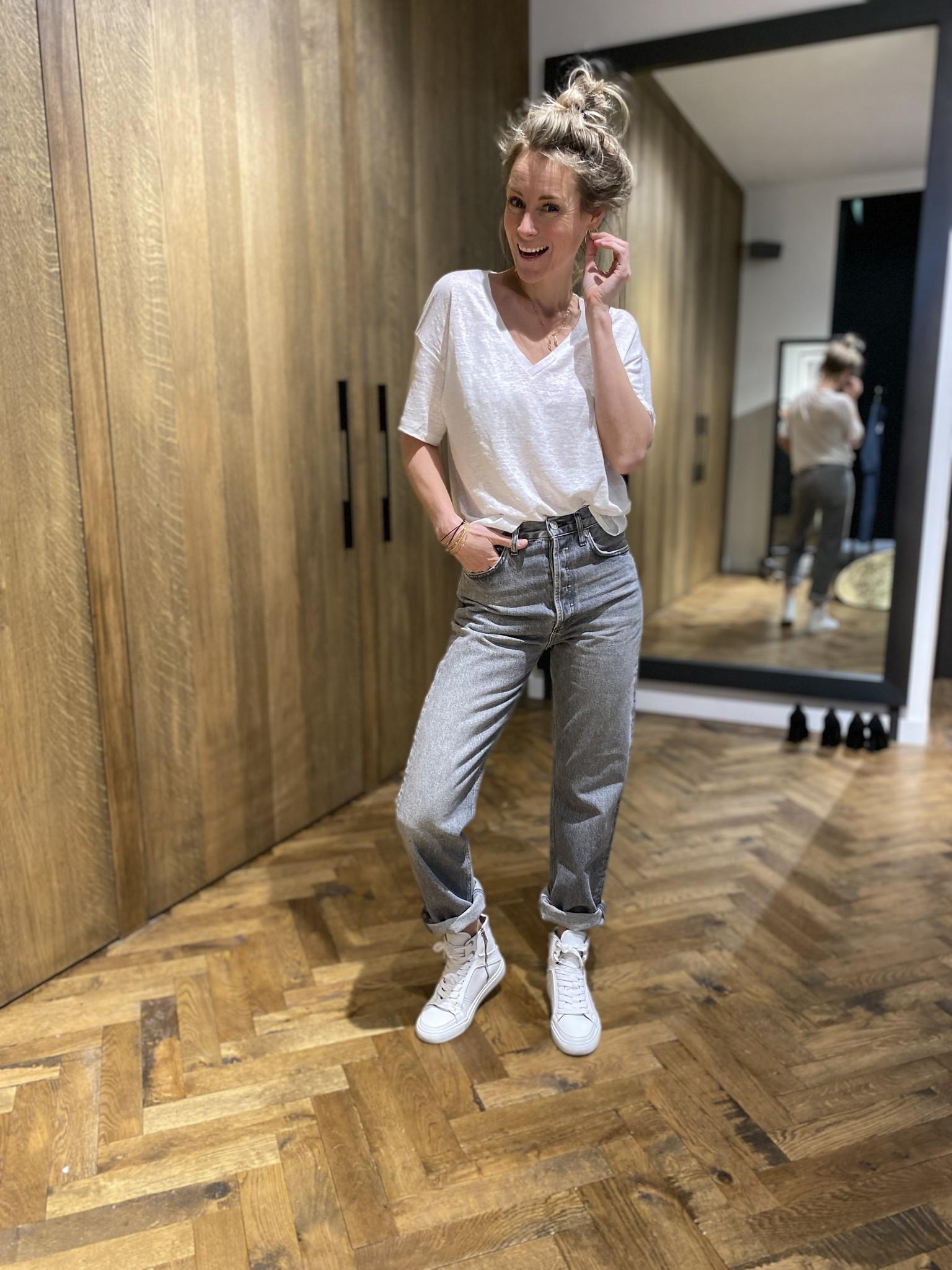 Jeans 90's pinch waist-2