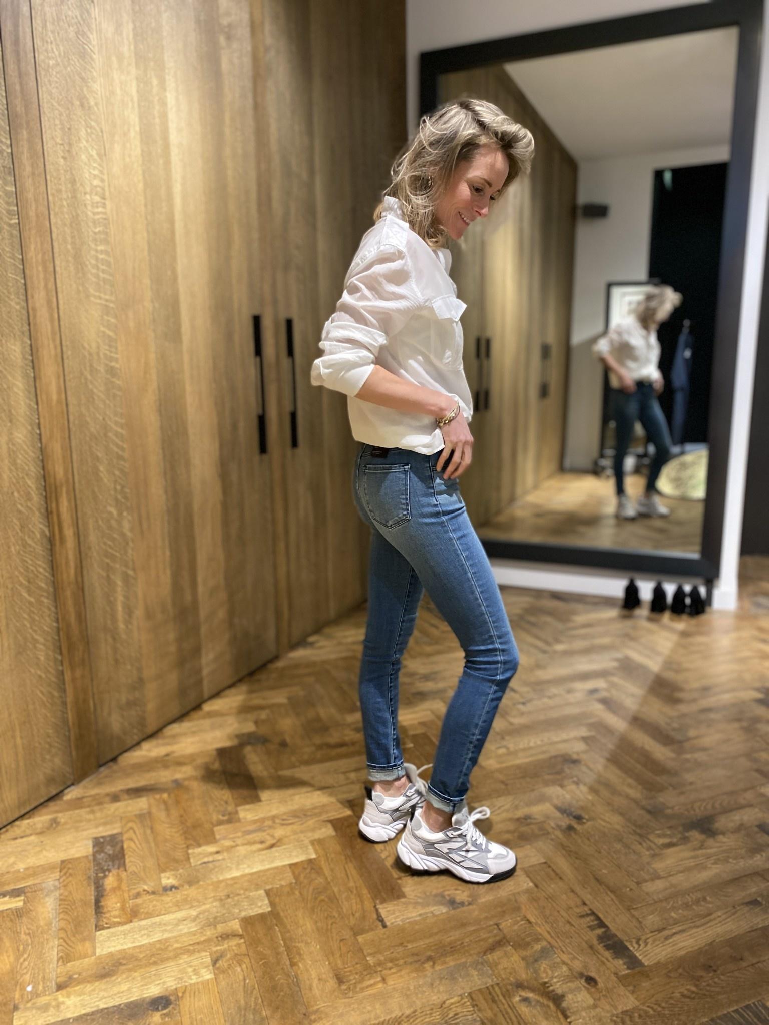 Jeans MARIA High Rise Skinny-3