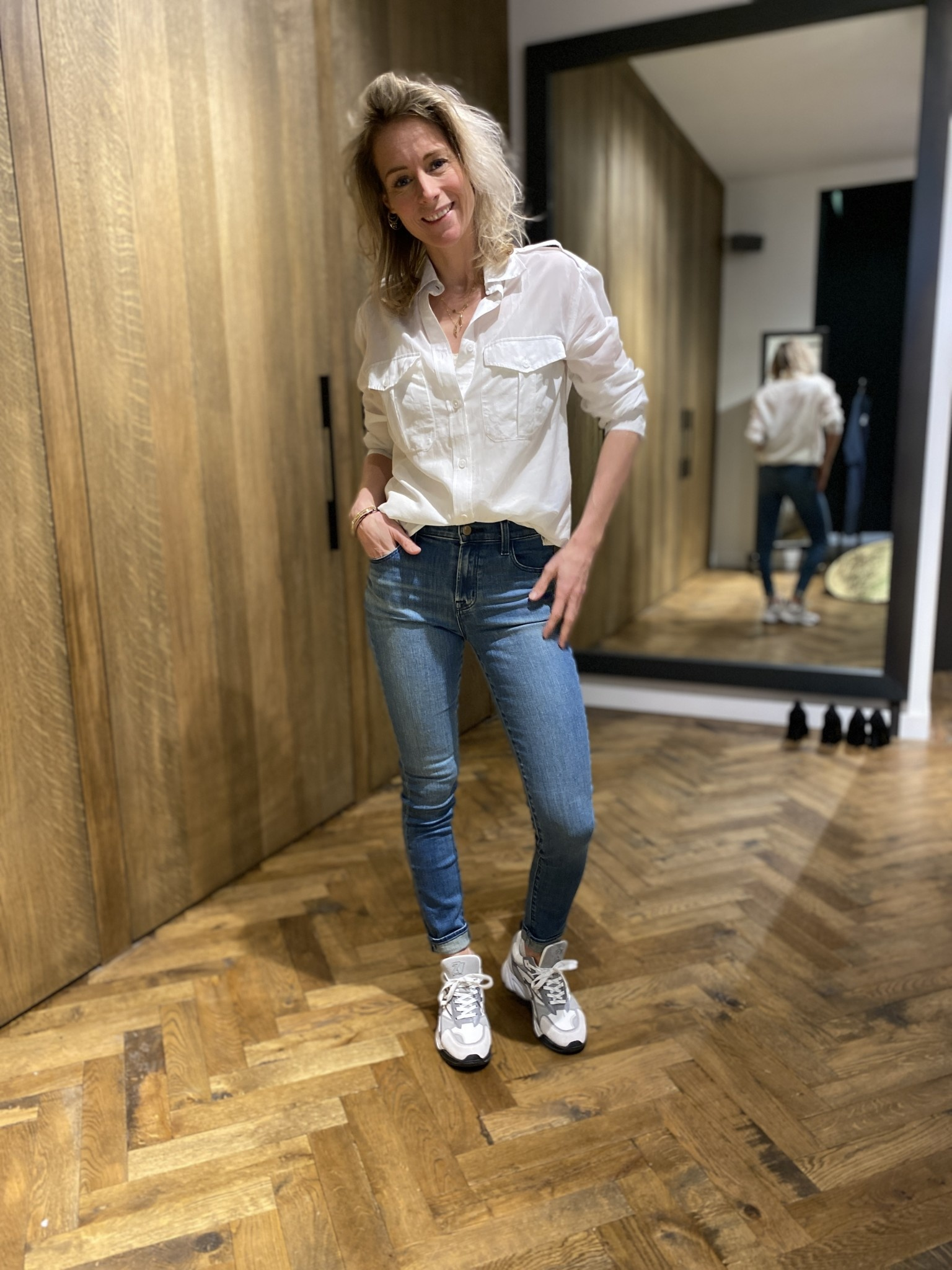 Jeans MARIA High Rise Skinny-1