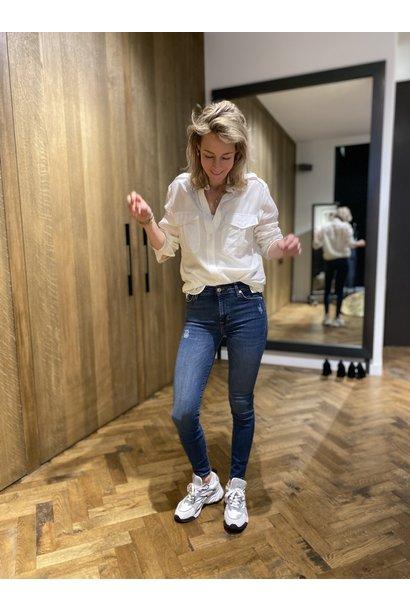 Jeans SKINNY CROP