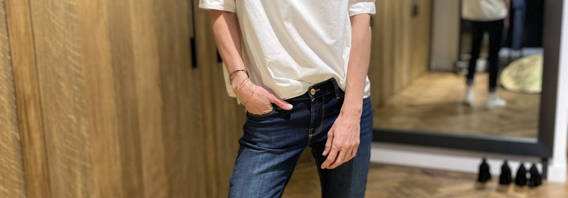Jeans LE GARCON JEAN