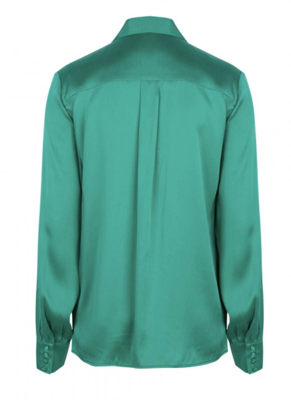 Silk blouse Sylvain (verkrijgbaar in 2 kleuren)-3