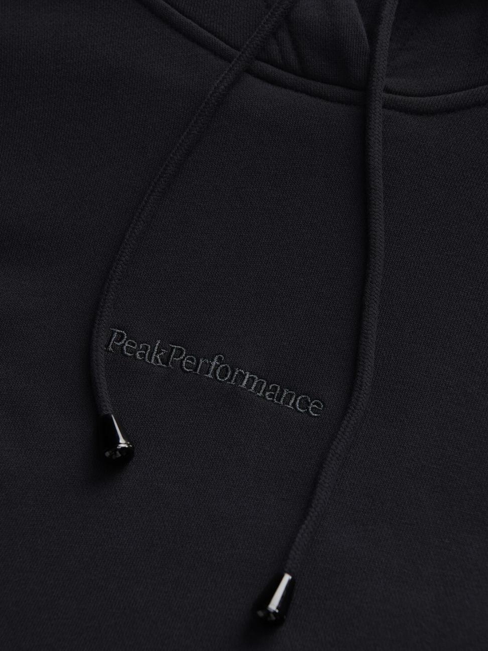 Peak Performance Release Hood-BLACK G75437050-2