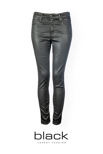Broek Farrah Skinny Leatherrete