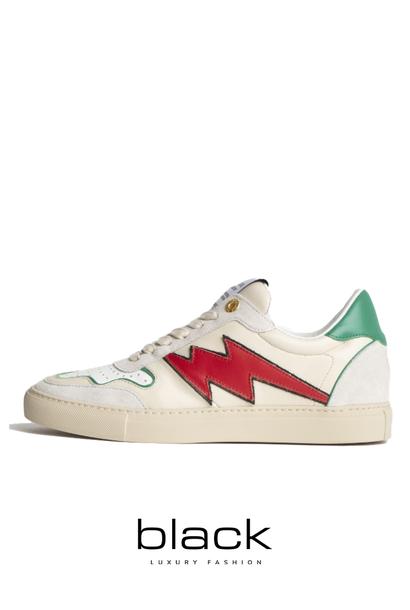 Sneakers BOARD - SMOOTH CALFSKIN
