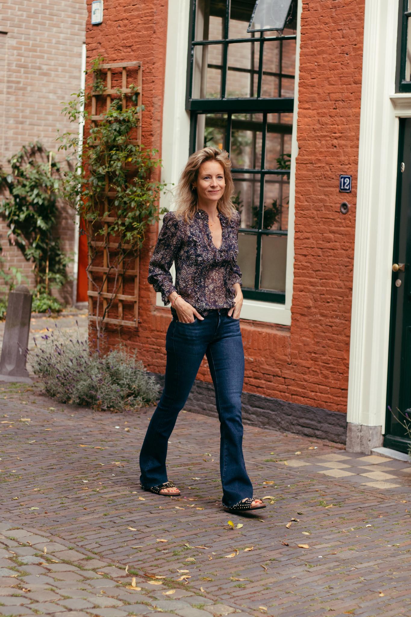 Jeans Bootcut Vintage Charisma-1