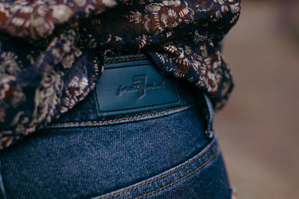 Jeans Bootcut Vintage Charisma-3