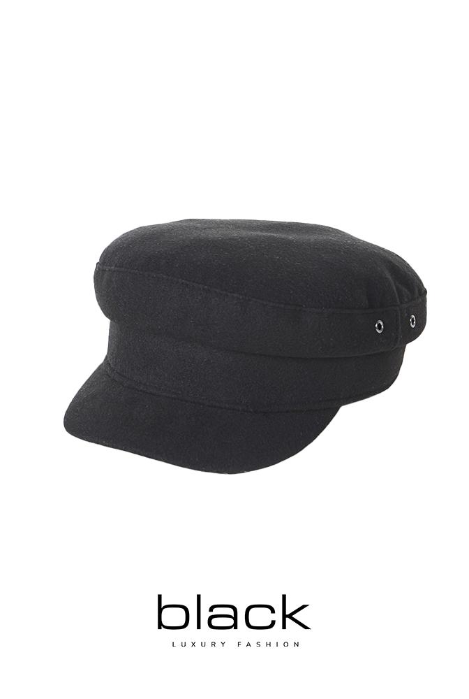 Lala Berlin 1216-AC-2020 hat Carrie zwart-1