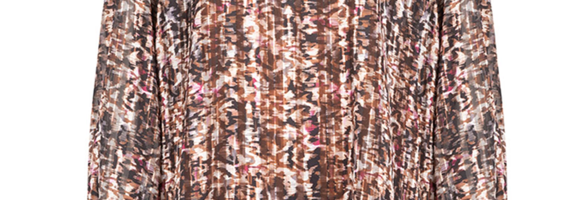 Dante6 Nurray print jacquard top 213138 Multicolour