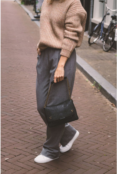 Broek Flannel Pullon