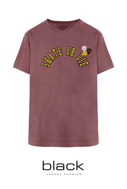 T-shirt Trucker Die Brick
