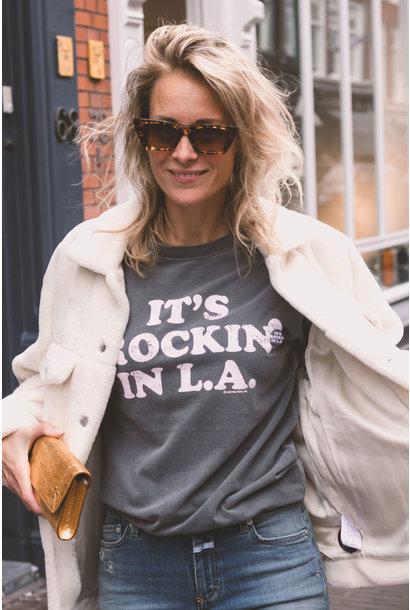 T-shirt Trucker Rockin Pepper