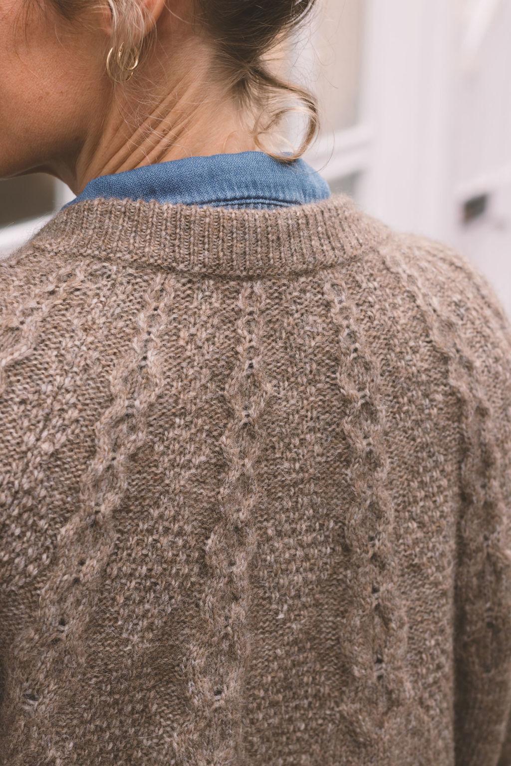 Closed women´s knit C96457-98L-22-4